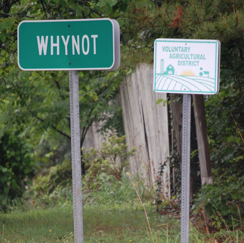 How Ten Appalachian Towns Got Their Crazy Names