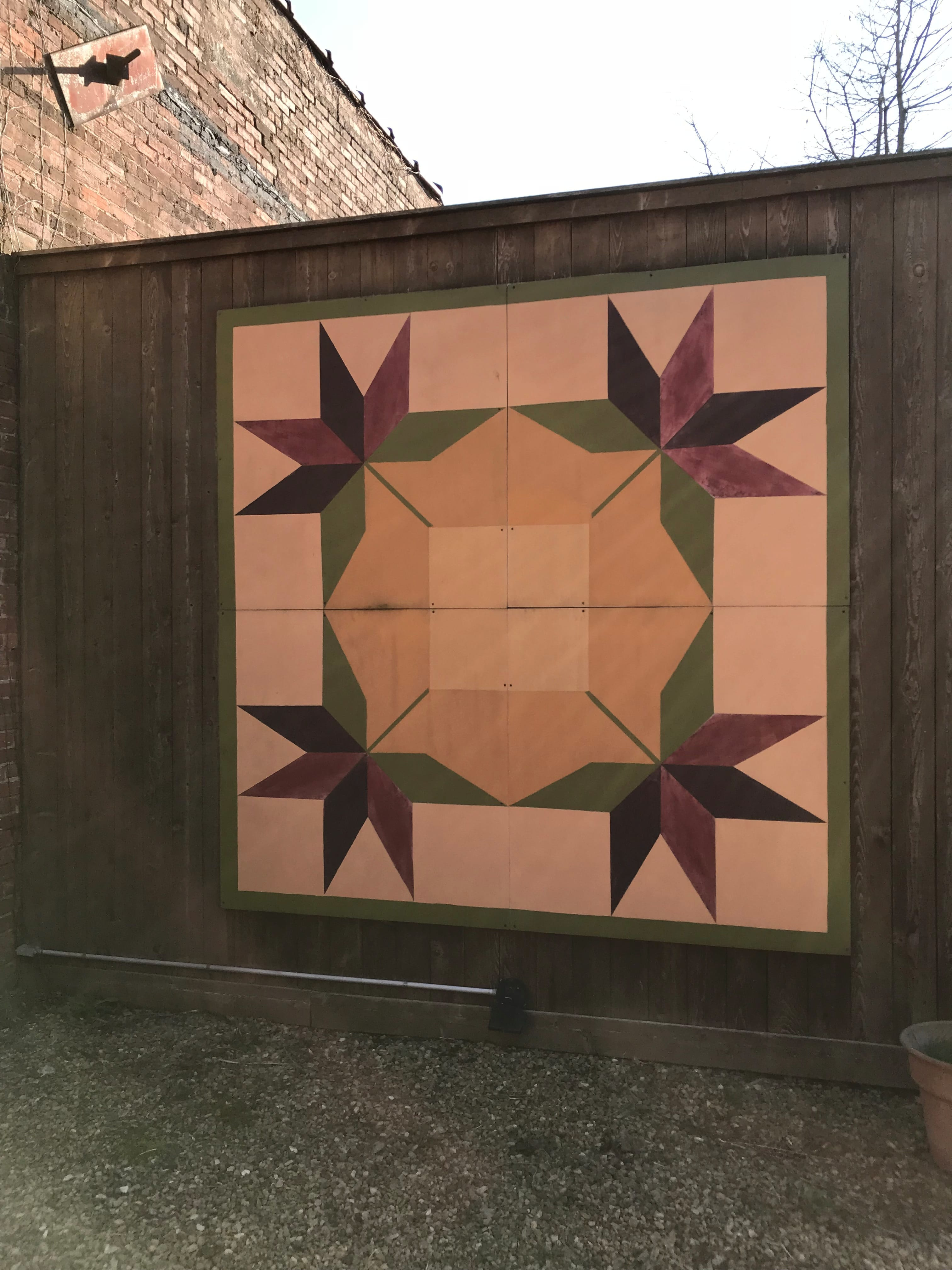 Seeking Out the Beautiful Barn Quilt of Appalachia: Part 2