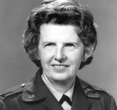 The Most Decorated Woman in U.S. Military History