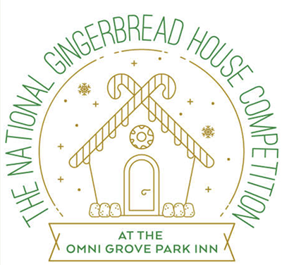 2018 National Gingerbread House Competition™ Display