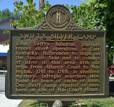 Appalachian Legend and Lore: Swift's Silver Mine